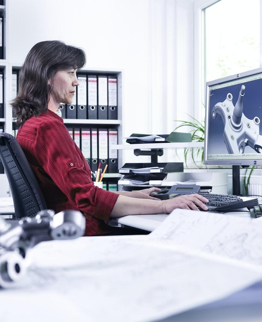 CAD Konstruktion Sprick Technologies